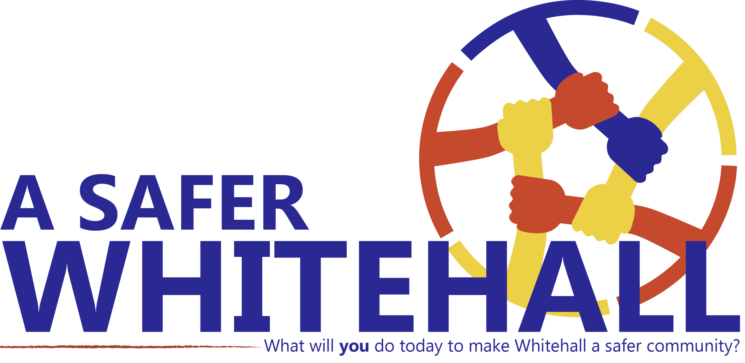 A Safer Whitehall Logo