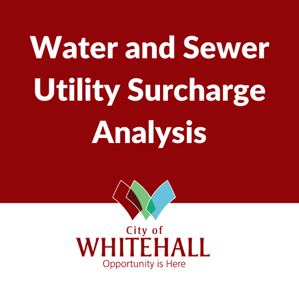 Water and Sewer Utility Surcharge Analysis